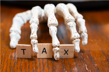 death and taxes, tax amnesty, estate taxes